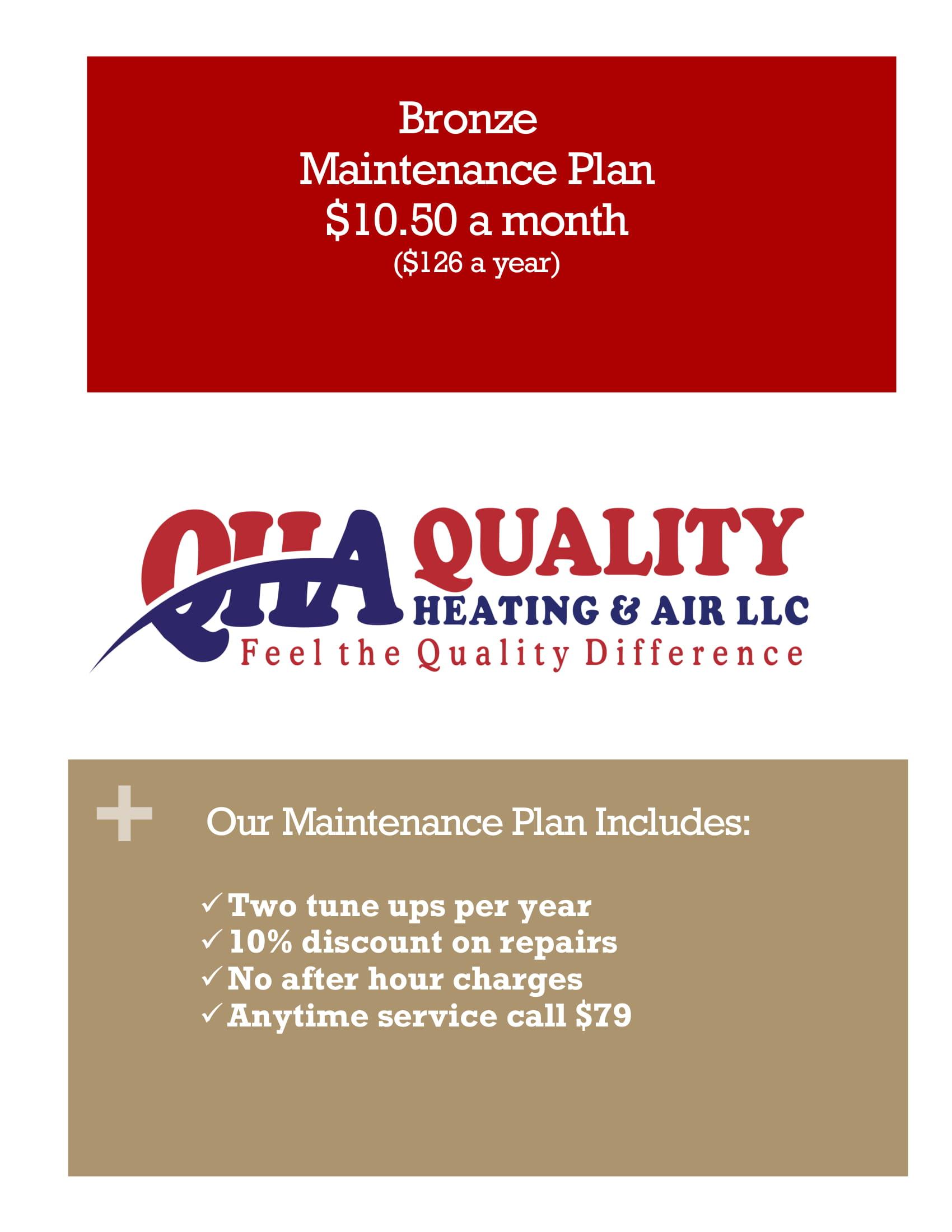 HVAC Maintenance Plans in Murfreesboro, TN