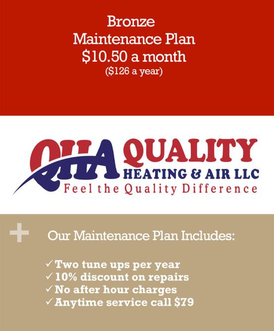 Bronze Maintenance Plans