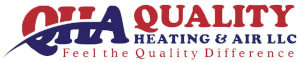 Quality Heating Air Logo