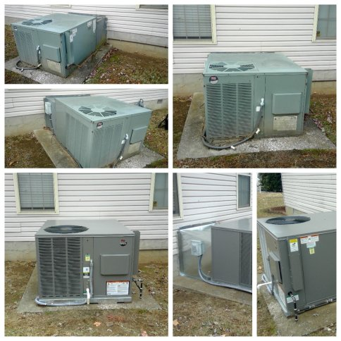 Before/after Ac Fixes in Murfreesboro
