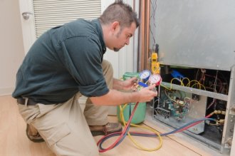 HVAC contractor in Murfreesboro