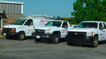 QHA Service Vehicles in Murfreesboro, TN